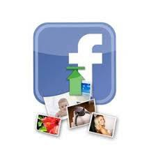 Free Uploader for Facebook logo