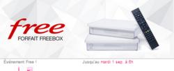 promotion freebox free prolonge en vente priv e. Black Bedroom Furniture Sets. Home Design Ideas