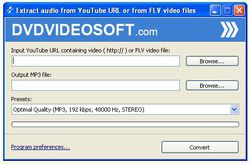Free YouTubeToMP3 Converter screen