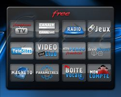 Freebox HD Jeux