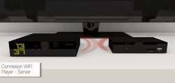 Freebox mini 4K avant