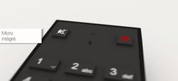 Freebox mini 4k télécommande