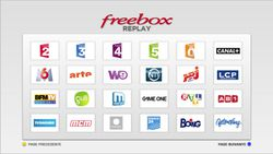 freebox replay