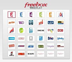 Freebox TVREPLAY