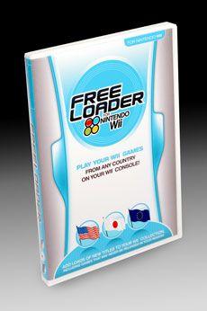 FreeLoader Wii Datel