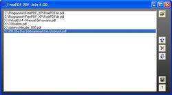 FreePDF screen1