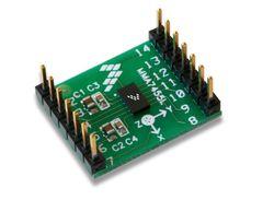Freescale MEMS MMA7455L