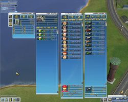 Freight Tycoon screen 1