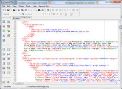 Fresh HTML screen1