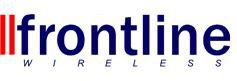 Frontline wireless logo