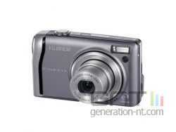 Fujifilm finepix f40fd small