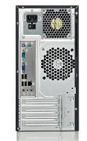 Fujitsu ESPRIMO P1500 arrière