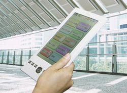 Fujitsu FLEPia lecteur epaper couleur 03