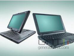Fujitsu siemens lifebook p1610 small