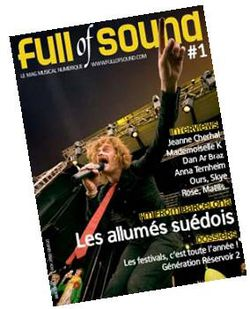 Full of sound