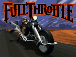 Full Throttle - titre