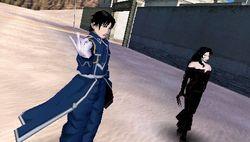FullMetal Alchemist PSP - 27