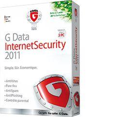 G Data InternetSecurity 2011
