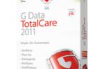 G DATA TotalCare 2011 : une suite antivirus complète