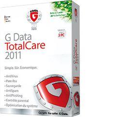 G Data TotalCare 2011