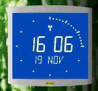 Gadget Horloge Opalys Ellipse