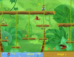 Gadget Mario Jungle Adventure 2