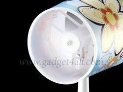 Gadget USB lampe ventilateur 2