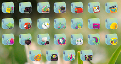 Gaia 10 Icons screen2