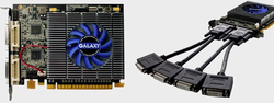 Galaxy GeForce GT 610 MDT 2