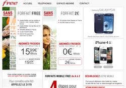 Galaxy S III Free Mobile 1