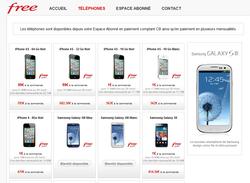 Galaxy S III Free Mobile 2
