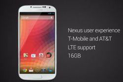 Galaxy S IV Nexus