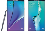 Galaxy Note 5 S6 Edge plus rendu