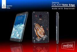 Galaxy Note Edge with Swarovski