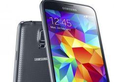 Galaxy S5 vignette