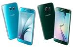 Galaxy S6 emeraude topaze