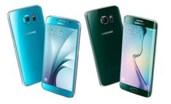 Galaxy S6 emeraude topaze