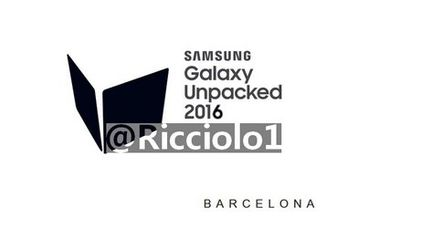 Galaxy Unpacked Galaxy S7