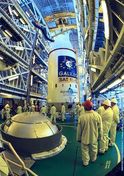 Galileo Arianespace