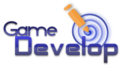 Game Develop logo