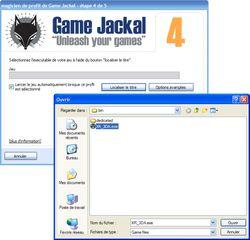 Game Jackal Profil manuel 3