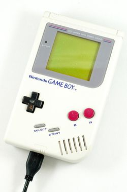 GameBoy disque dur 1