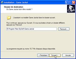 GameJackal Install 2