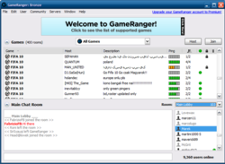 GameRanger screen1