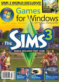 Games for Windows Sims 3