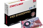 Gecube AMD Radeon HD 2400 Pro carte graphique AGP 8x