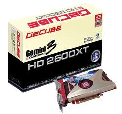 Gecube hd2600xt gemini3