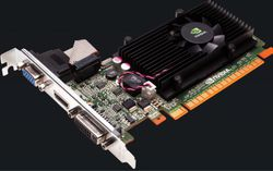 GeForce GT 520 nVIDIA