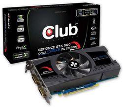 GeForce GTX 560 Club 3D 2