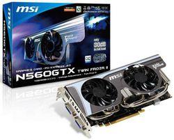GeForce GTX 560 MSI 2